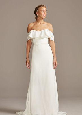 WG3984, David's Bridal