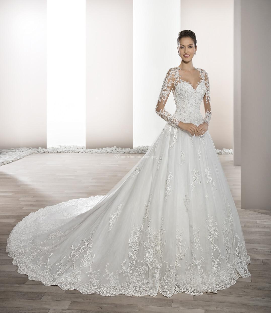 93bfb258c Vestidos de Novia - 2018 - Matrimonio.com.pe