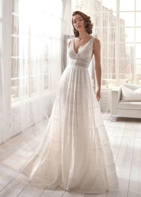 BL18214, Monique Lhuillier