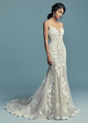 Abbie / Marie, Maggie Sottero