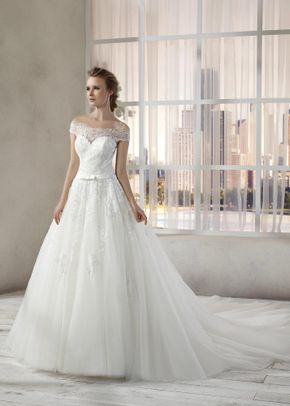 MK 191 28 , Miss Kelly By The Sposa Group Italia