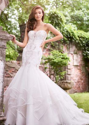 119253, Mon Cheri Bridals