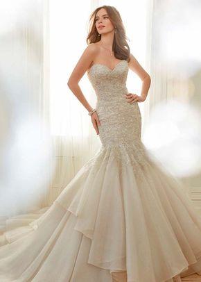 Y11729 - ARIELLE, Mon Cheri Bridals
