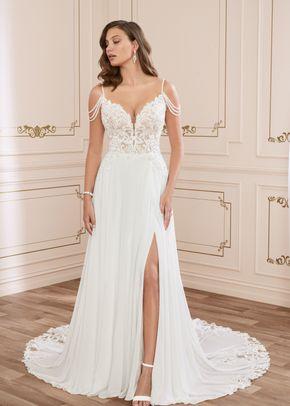y22043, Mon Cheri Bridals