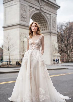 BL19118, Monique Lhuillier