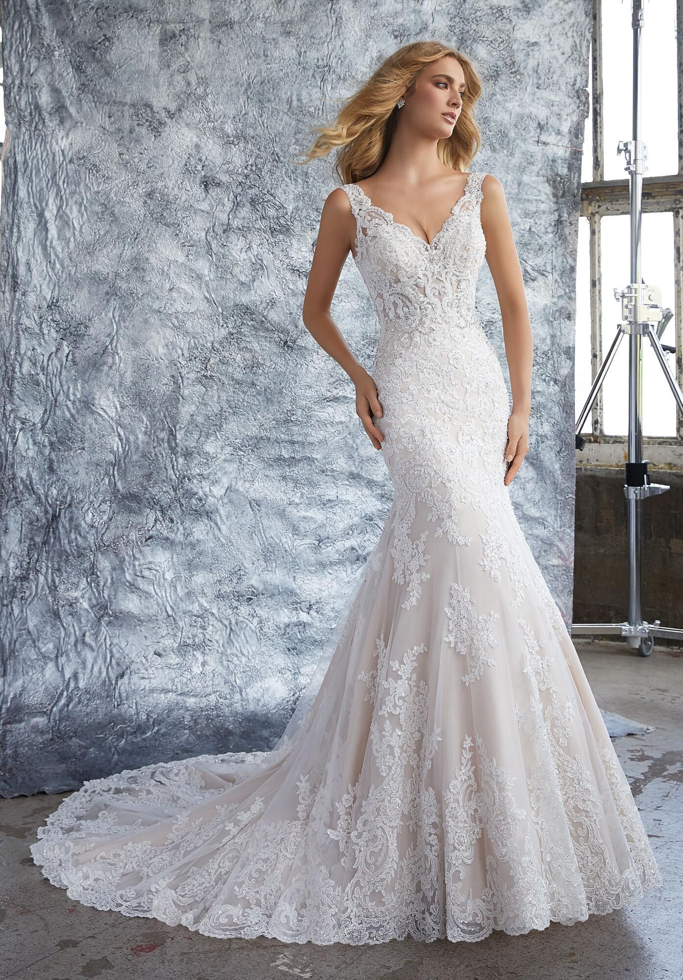 Contemporary Vestidos De Novia Mori Lee Frieze - Wedding Dress ...