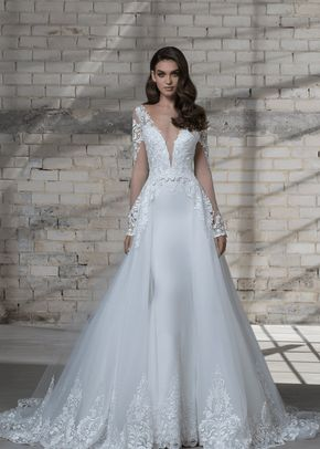 14673+DETACHABLE SKIRT, Pnina Tornai
