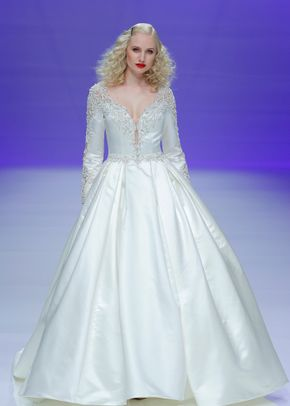 MH 001, Monique Lhuillier