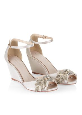 MEGAN EMBELLISHED WEDGE , Monsoon