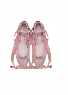 Audrey dancing in pink , Pretty Ballerinas