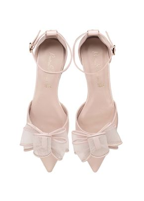 Ella pink bow, Pretty Ballerinas