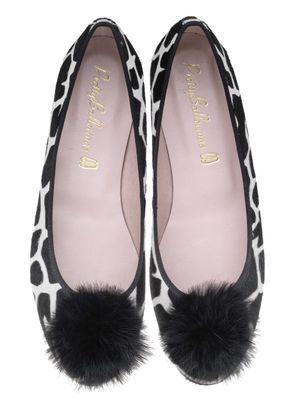 Rosario giraffe pompom, Pretty Ballerinas
