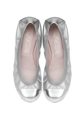 Shirley silver mirror, Pretty Ballerinas