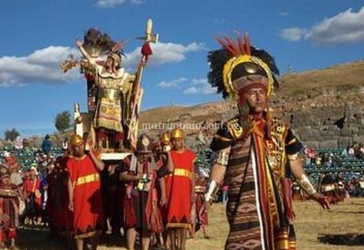 Festividades en Cuzco