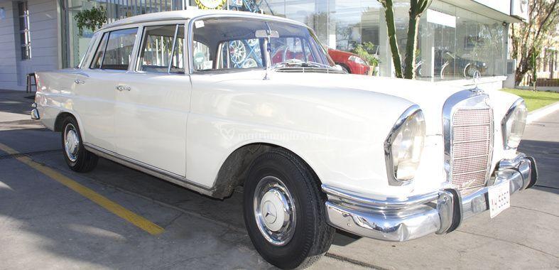 Mercedes 230s 1967