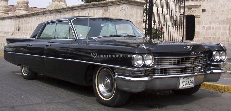 Cadillac Coupe de Ville 1963