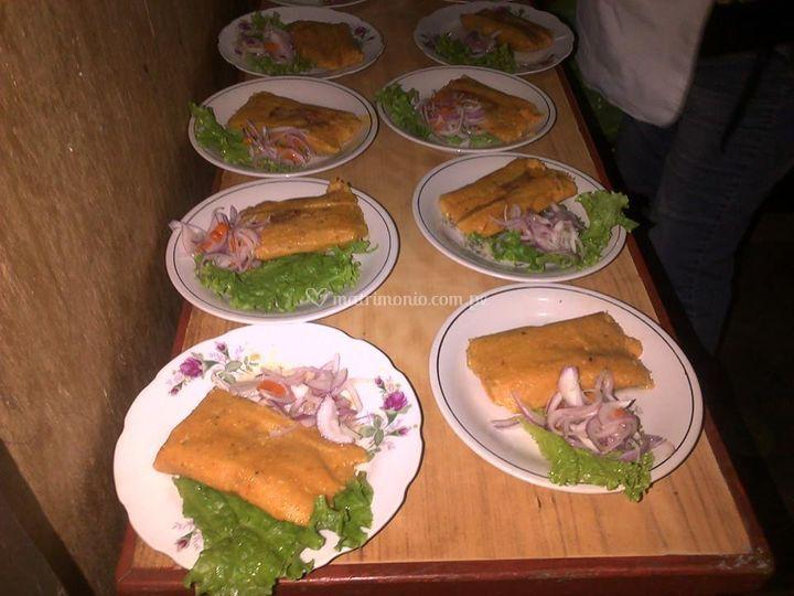 Buffet Daxumi