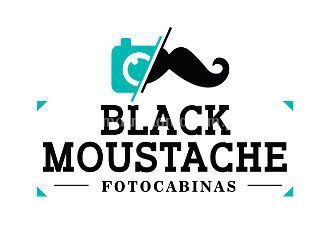 Black Moustache - Cabina de Fotos