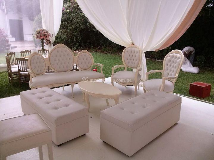 Lounge estilo