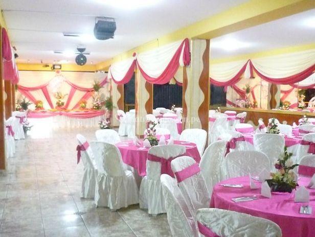 Espacio para bodas