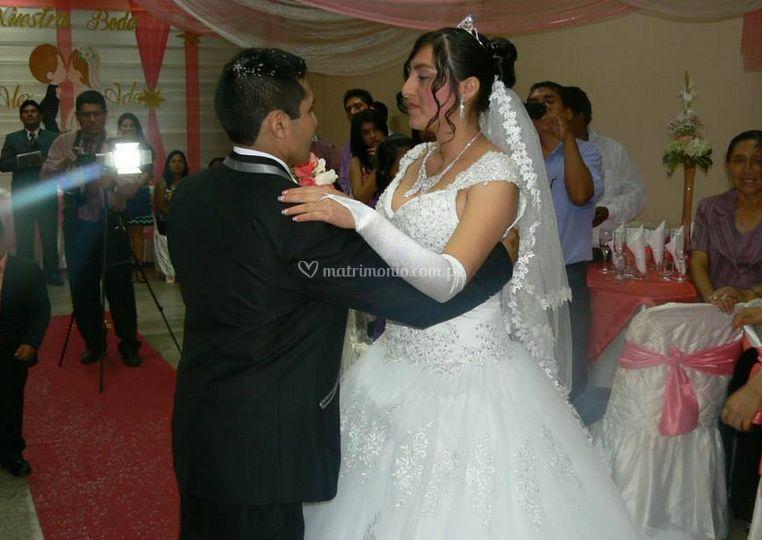 Baile de los esposos