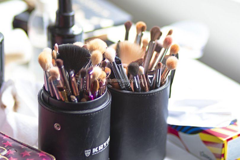 Sesión make up