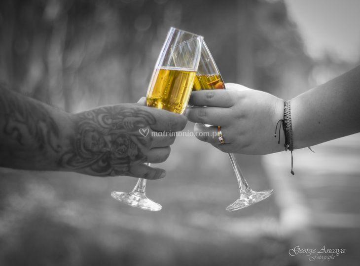Brindis pre boda