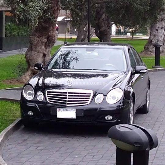 Mercedes presidencial