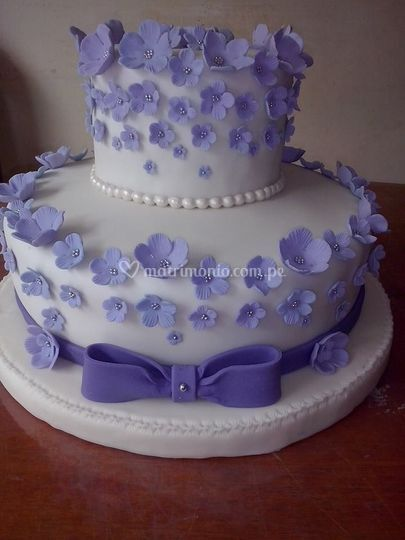 Torta 15 años