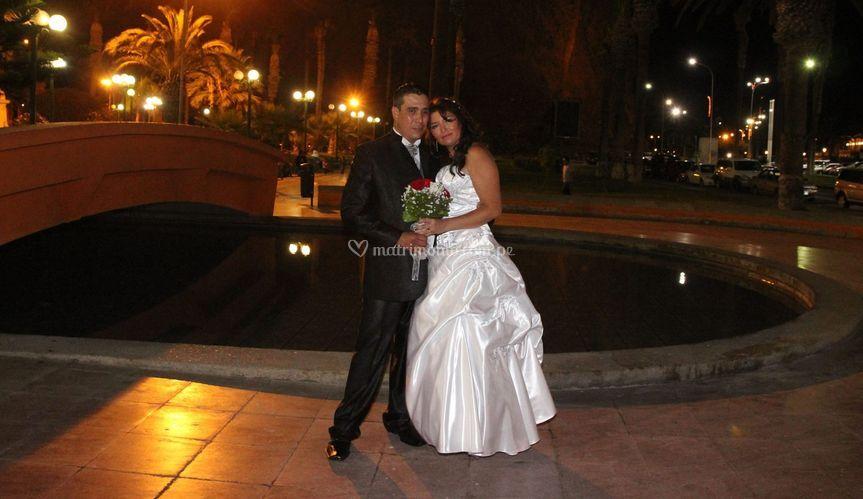 Felices casados