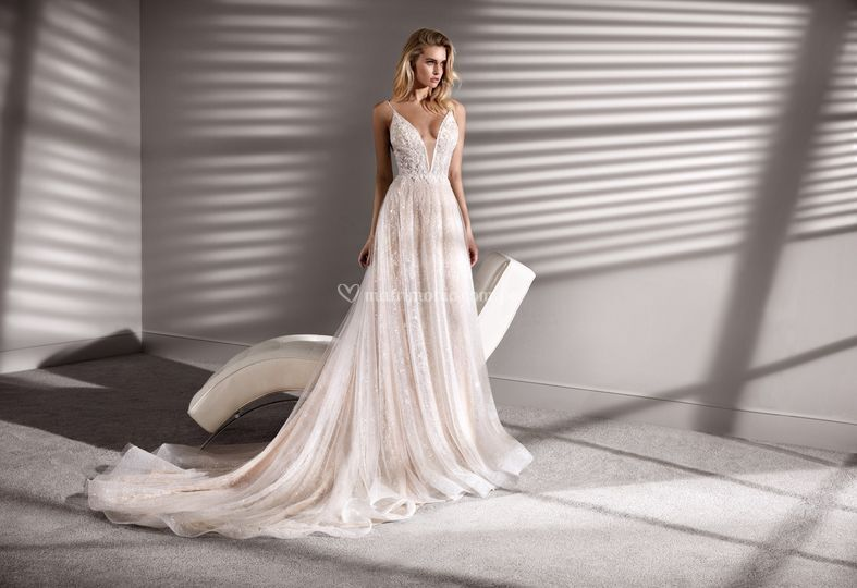 Vestido Nicole Couture