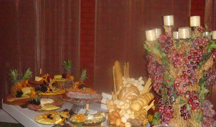 Sazón Gourmet Eventos 1
