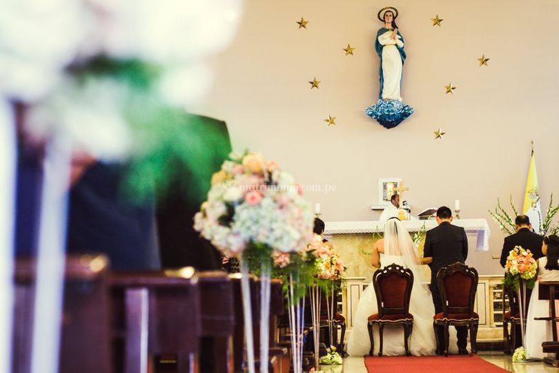 Iglesia cobertura