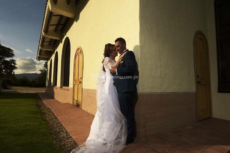 Luisa y Felipe