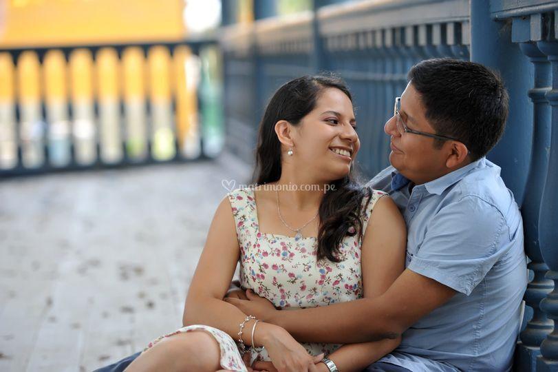 Pre-boda Puente los Suspiros
