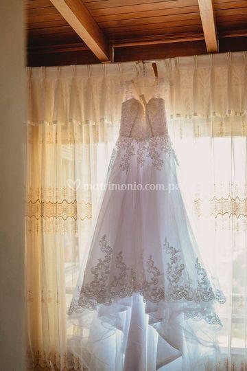 Vestido de carol