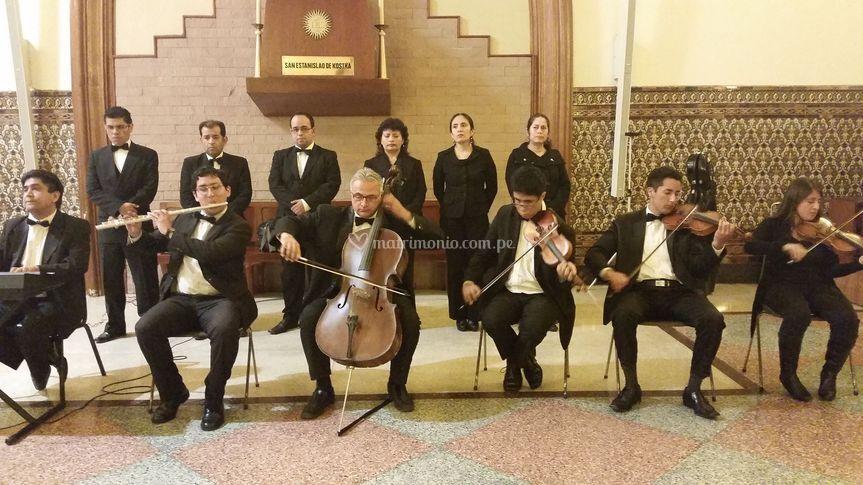 Coro Voces & Cuerdas