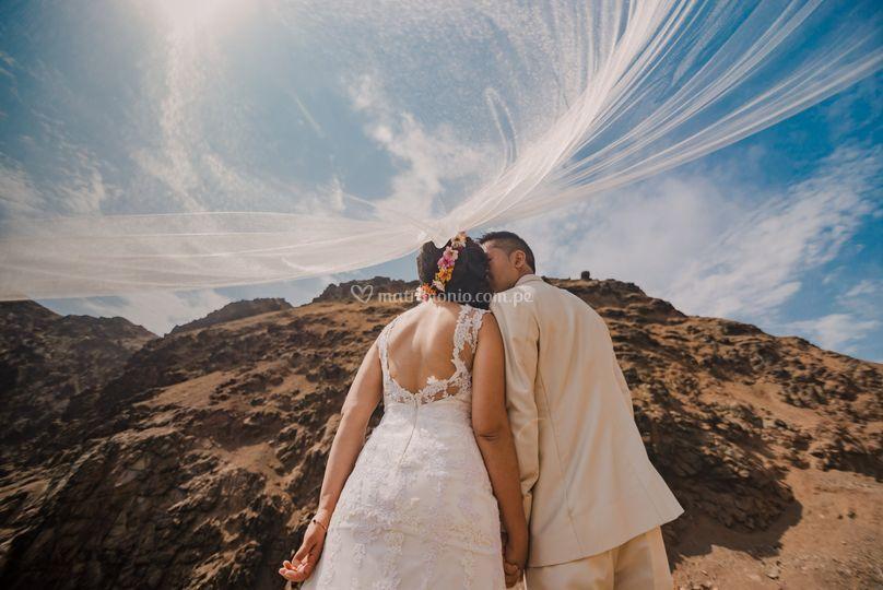 Post boda Denisse y Lautaro