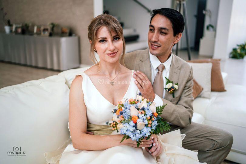 Sesión de bodas