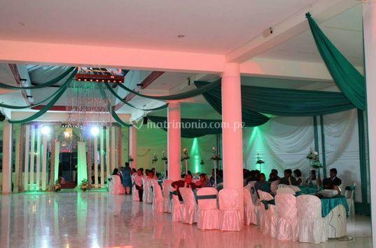 El salón