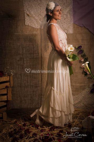 Su vestido, su estilo