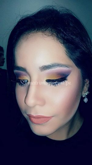 Yessika make up
