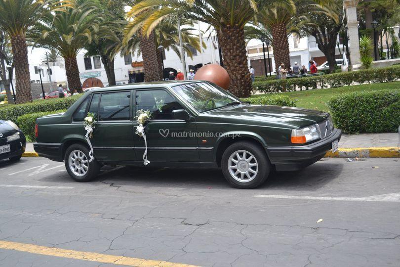 Auto en Arequipa