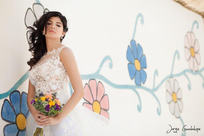 Editorial de novias / Nicole