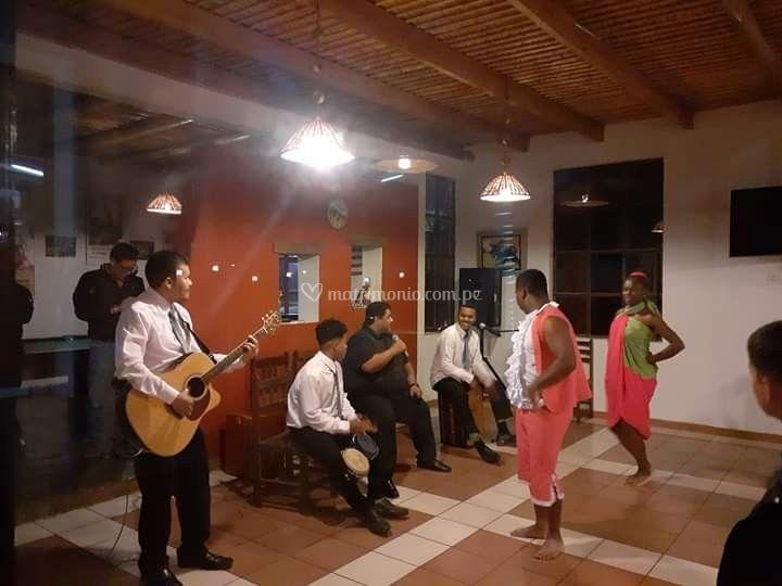 Evento en Hotel La Estancia