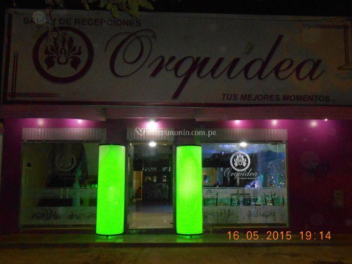 Salón de Recepciones Orquídea