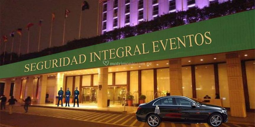 Local seguridad eventos