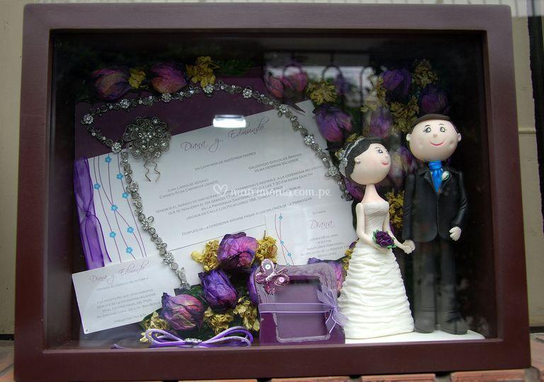 Preservado de bouquet