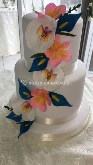 Torta Primaveral