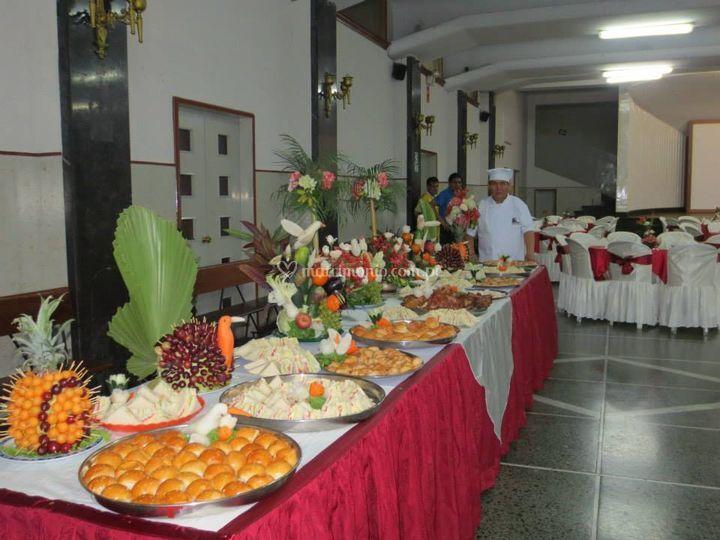 Buffet Torrejón
